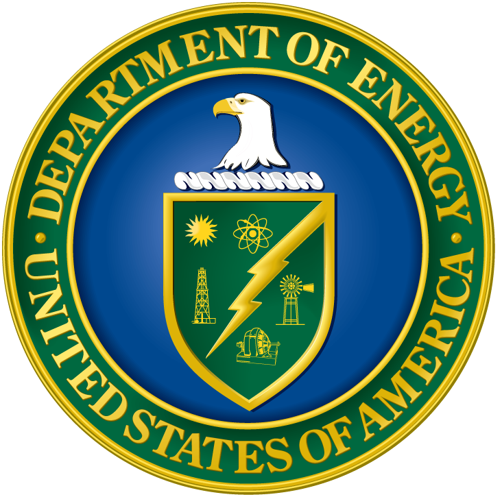 The Department of Energy Logo